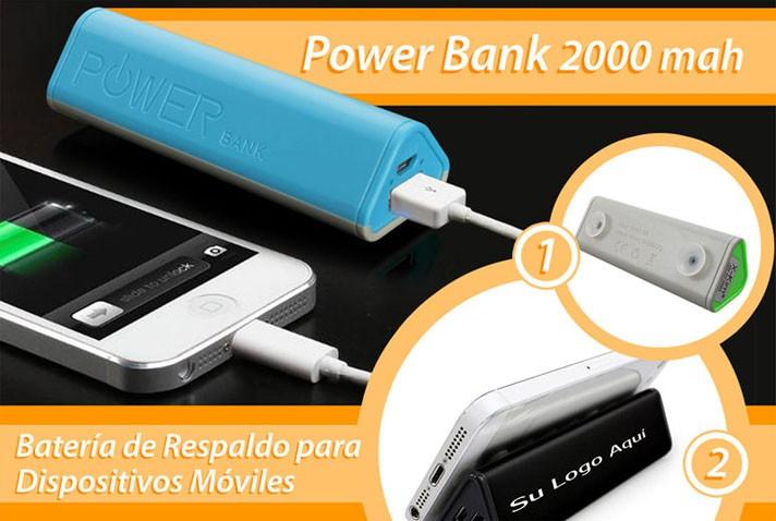 Nuevo power bank